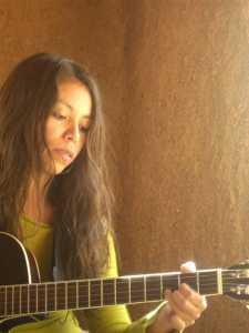 verde guitarra